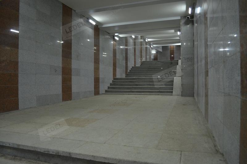 Осветљење подвожњака у Владивосток