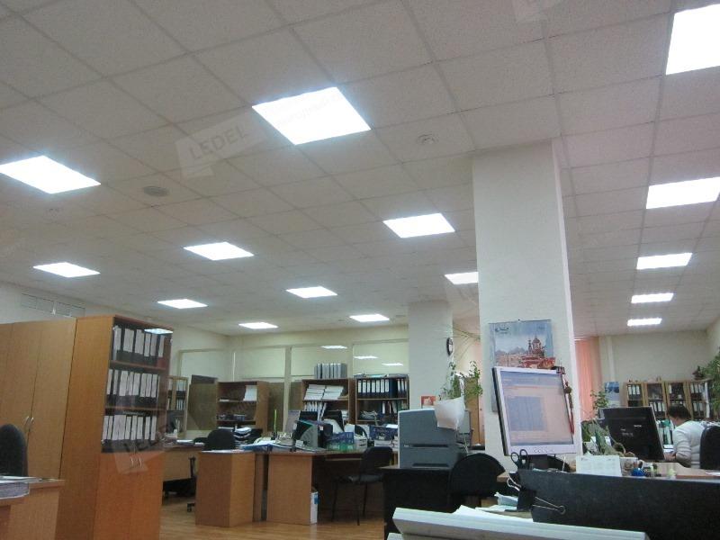 Цеилинг светла у Ледел на РТ УФНС