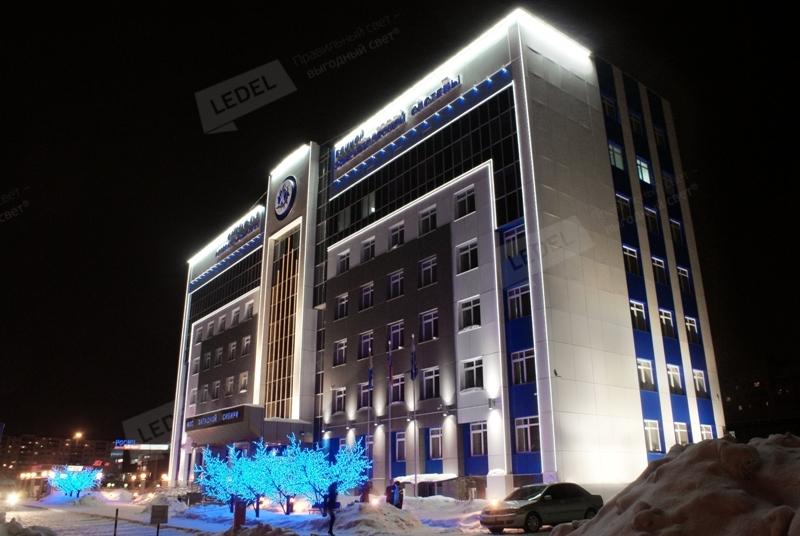 Управна зграда, Сургут.ЈПГ
