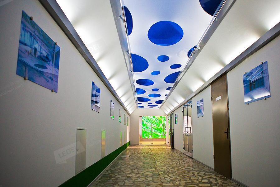 Канцеларија осветљење за управне зграде